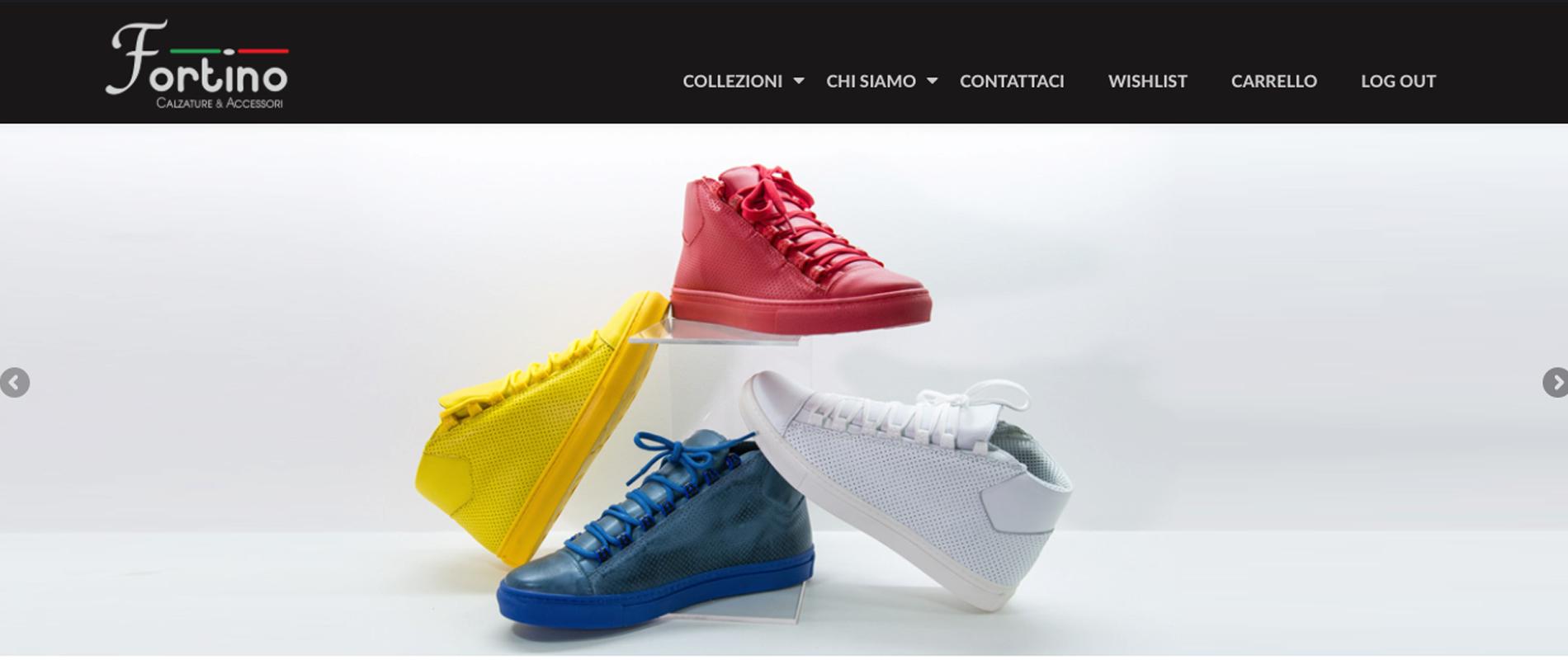 Fortino Calzature - Calzature Uomo Donna Outlet- Cosenza - Rende - scarpe